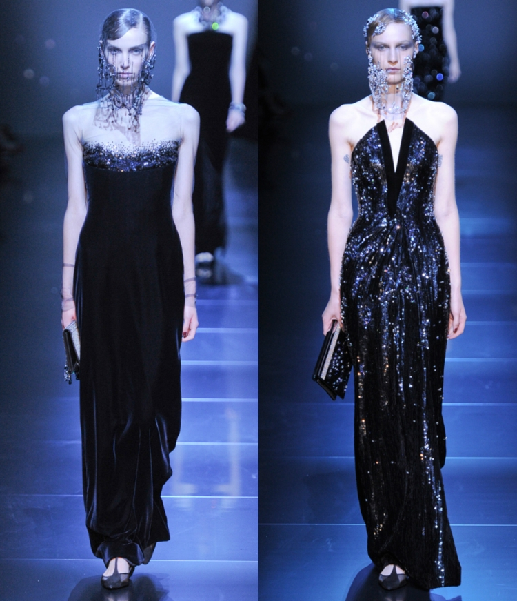 Armani Prive Fall 2012 Couture