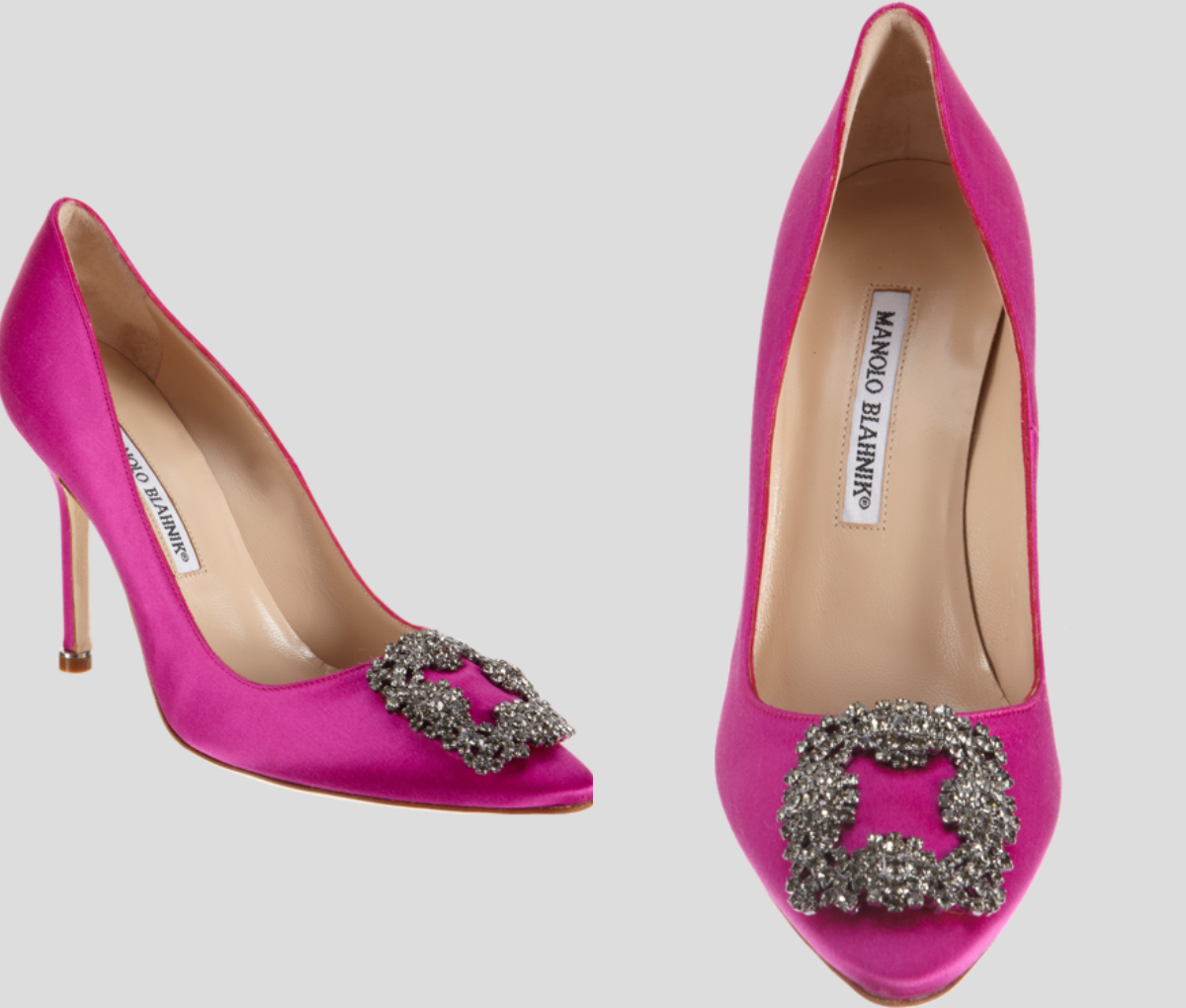 Manolo blahnik s wonderland pianoforte girl for Scarpe manolo blahnik shop on line