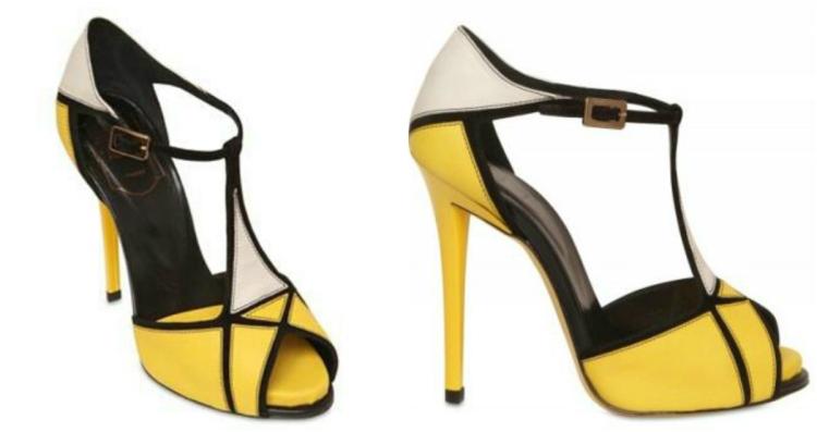 Roger Vivier Prismick Sandals