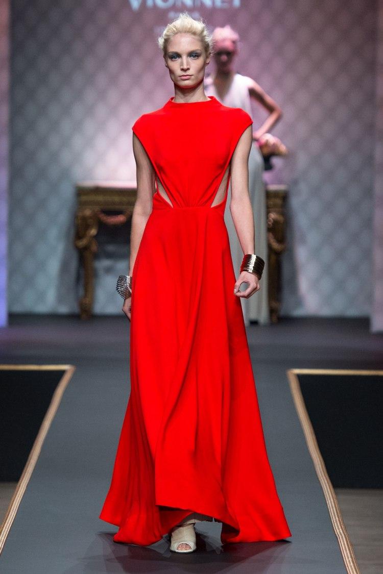 Vionnet Demi Couture SS 2013